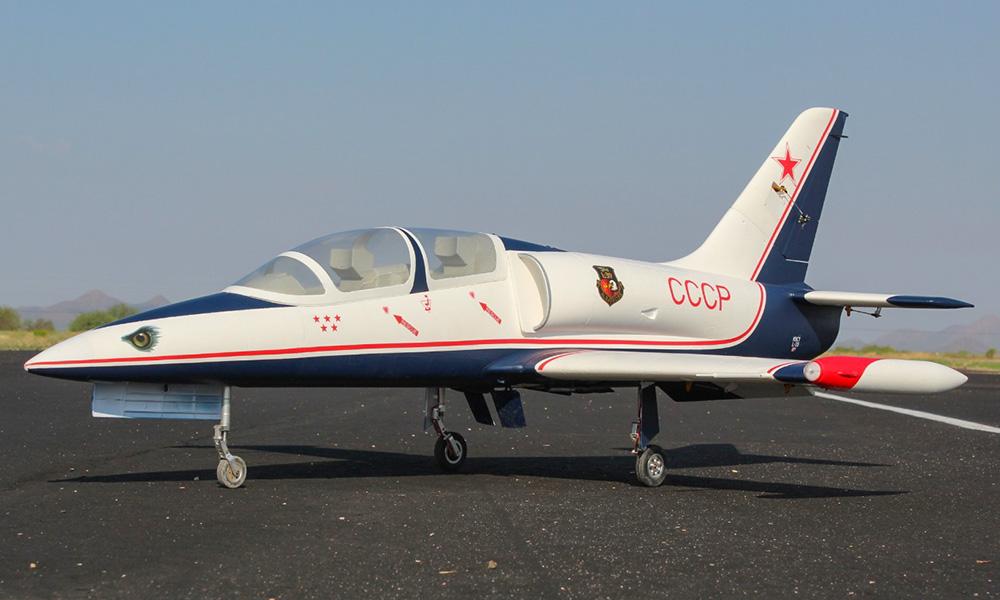 CCCP L-39 Albatros G2 Global AeroFoam