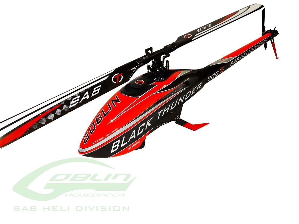 Goblin Black Thunder T Goblin Helicopters