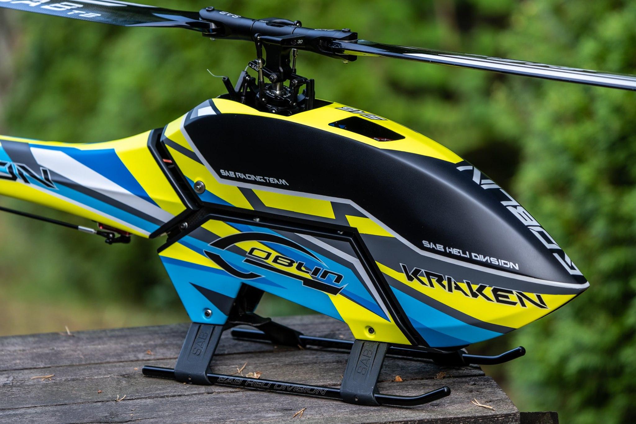 Goblin Kraken Goblin Helicopters