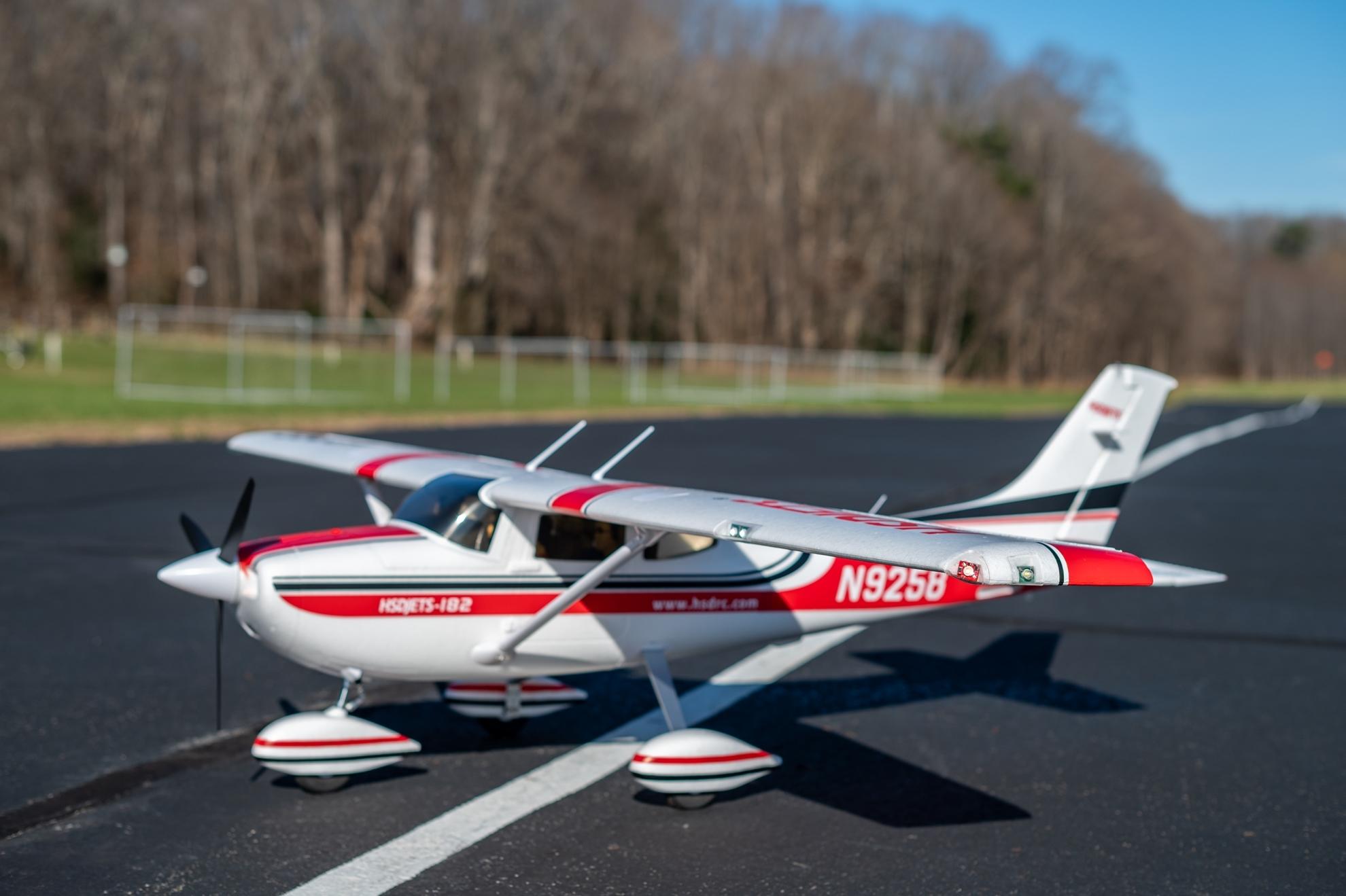 Cessna 182 HSDjets