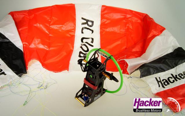 Para-RC Cloud 0.5 Hacker Brusless Motors