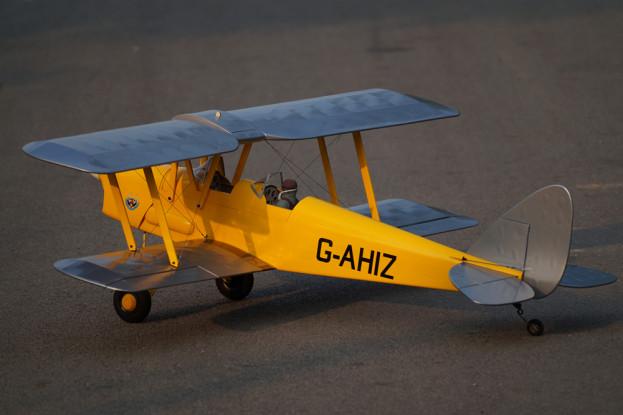 Tiger Moth DH-82 HobbyKing