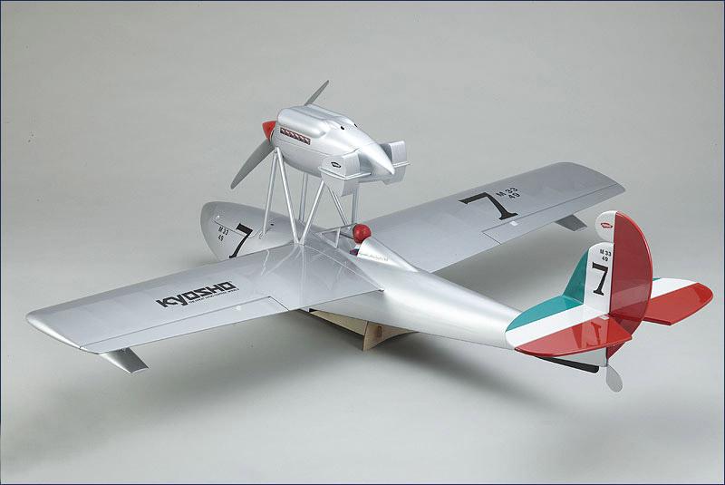Macchi M33 50 GP KYOSHO