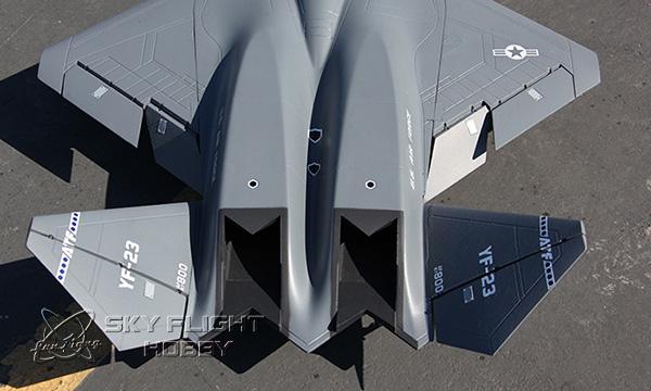 YF-23 LanXiang
