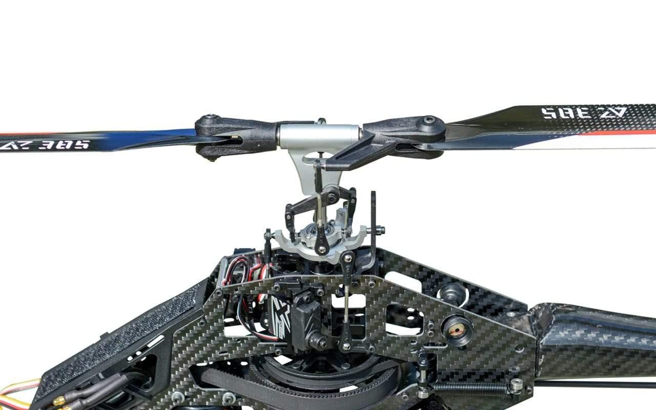 Protos 380 Evo V2 MSH Model