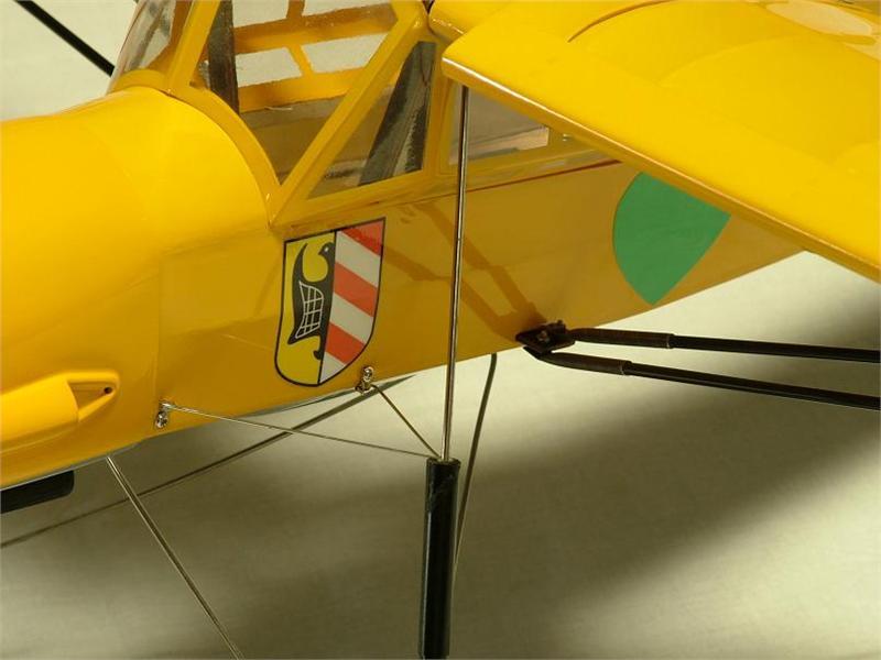 Fieseler Fi-156C Storch V2 Maxford USA