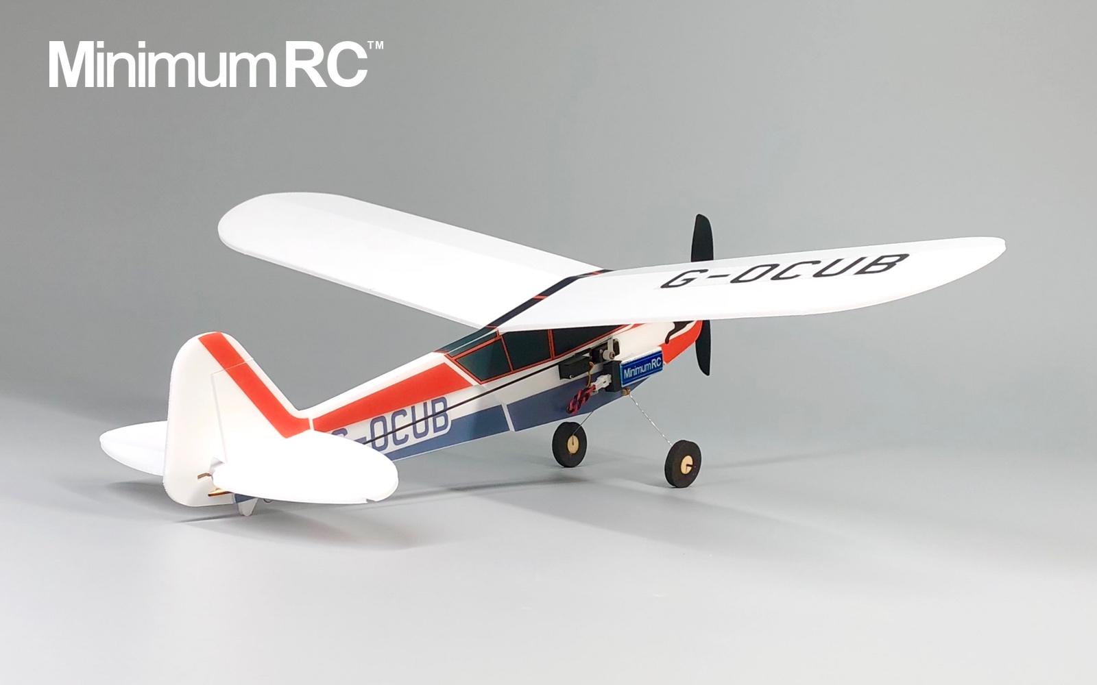 Piper Cub J-3 MinimumRC