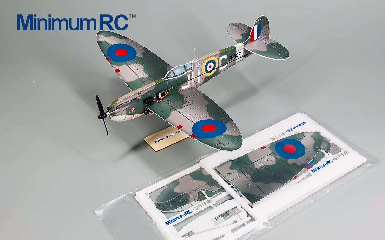 Spitfire MinimumRC
