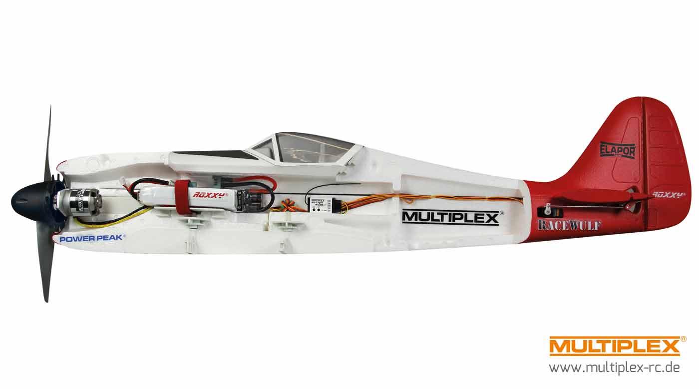 RaceWulf Multiplex