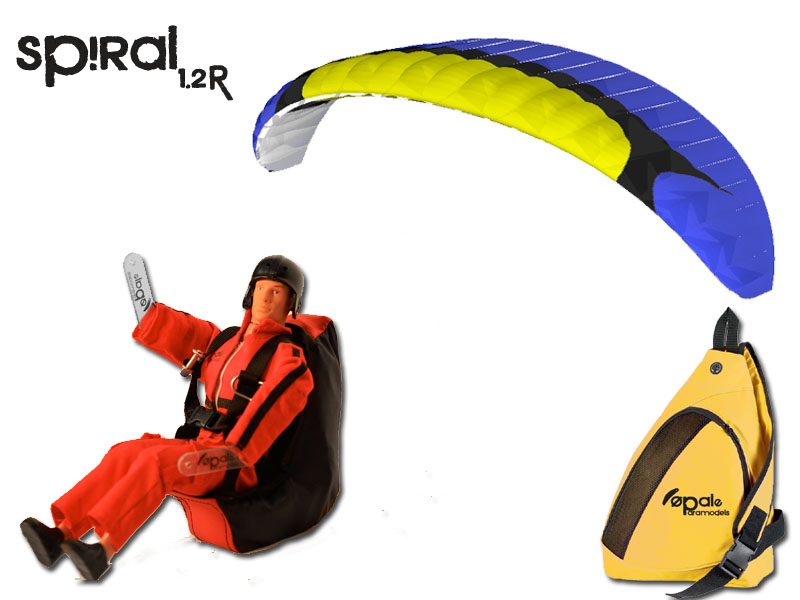 Spiral 1.2R Opale Paramodels