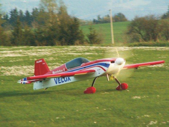 Velox Revolution II Orion Models