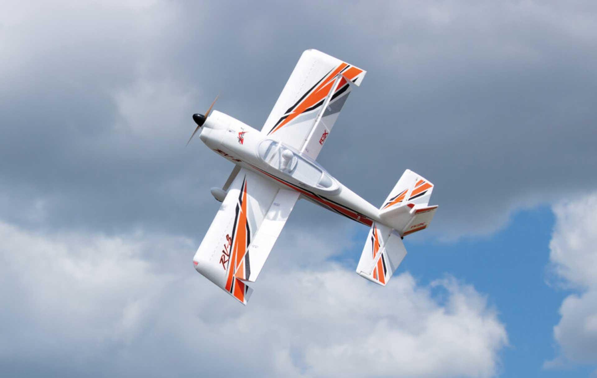 RV-8 10E Super Premier Aircraft