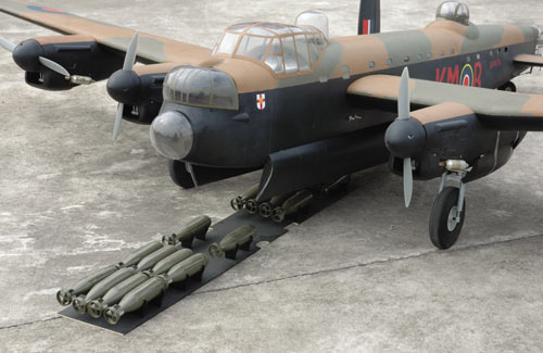 Avro Lancaster Ripmax