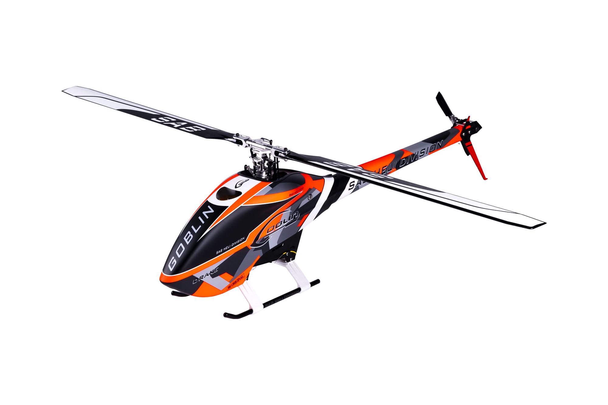 Goblin 570 Sport Goblin Helicopters