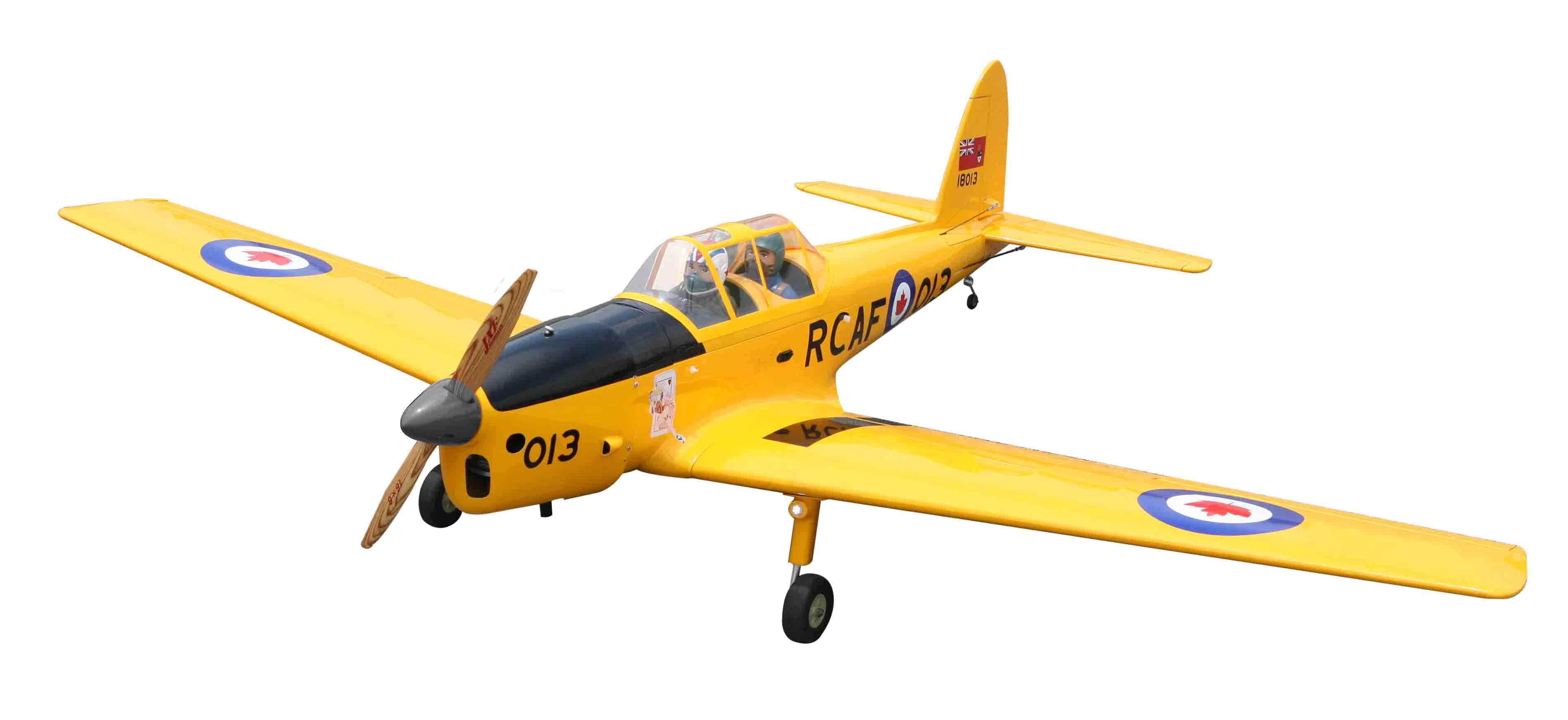 DHC-1 Chipmunk Seagull Models