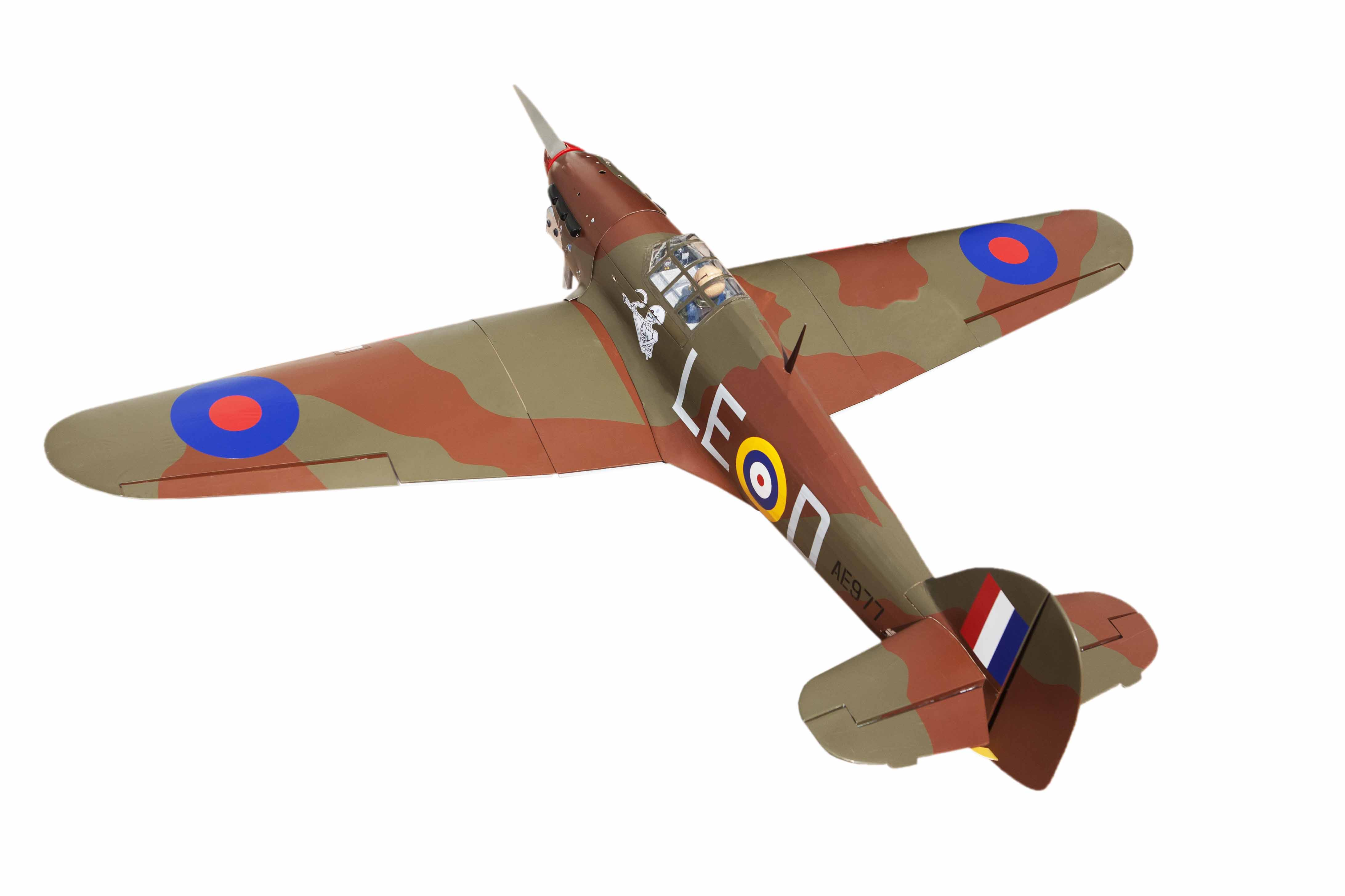 Hawker Hurricane Seagull Models