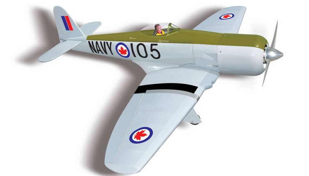 Sea Fury Seagull Models