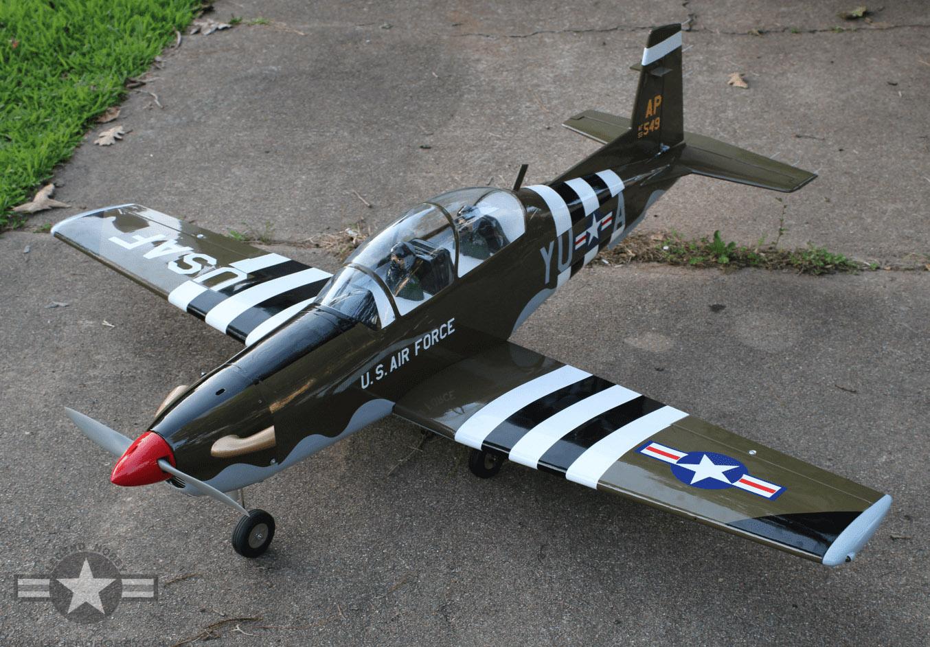 T-6A Texan II B-26 Seagull Models