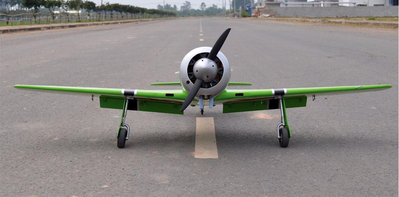 Yak 11 Reno Racer Seagull Models
