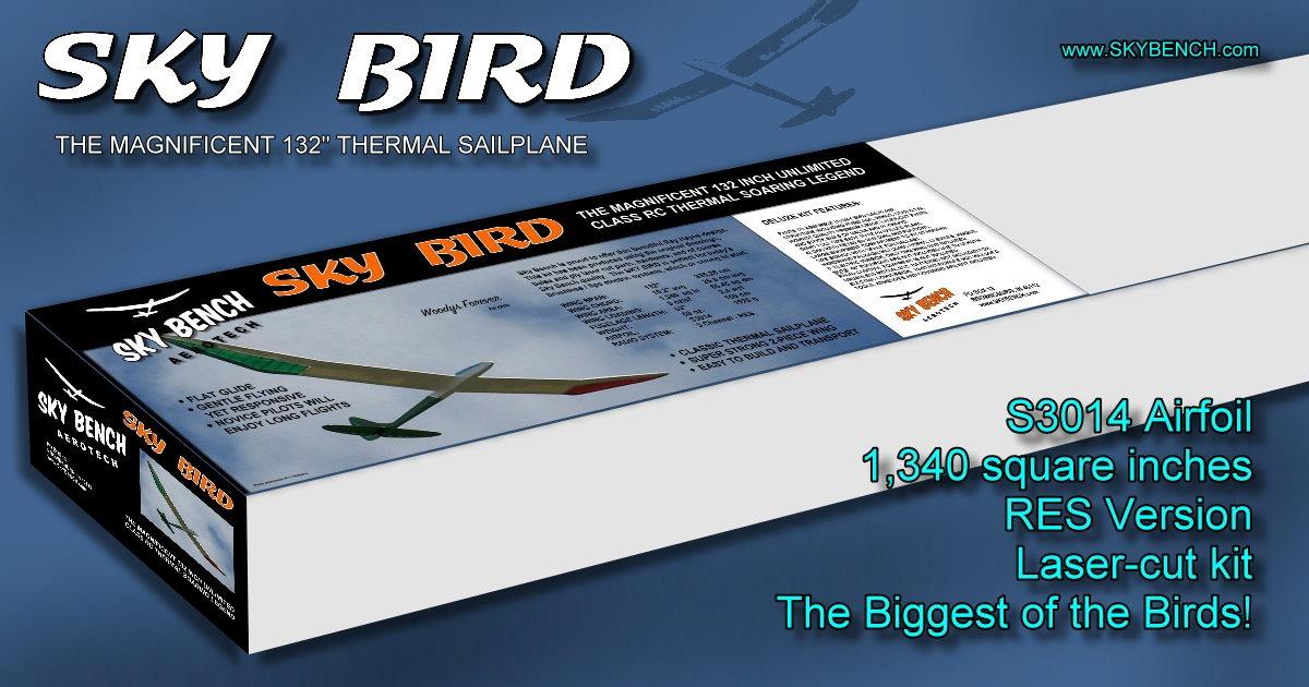 Sky Bird Sky Bench Aerotech