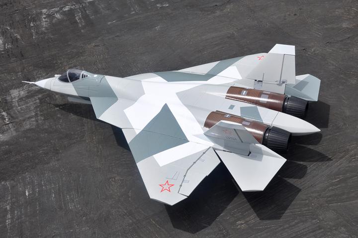 Sukhoi PAK FA T-50 Sky Flight Hobby