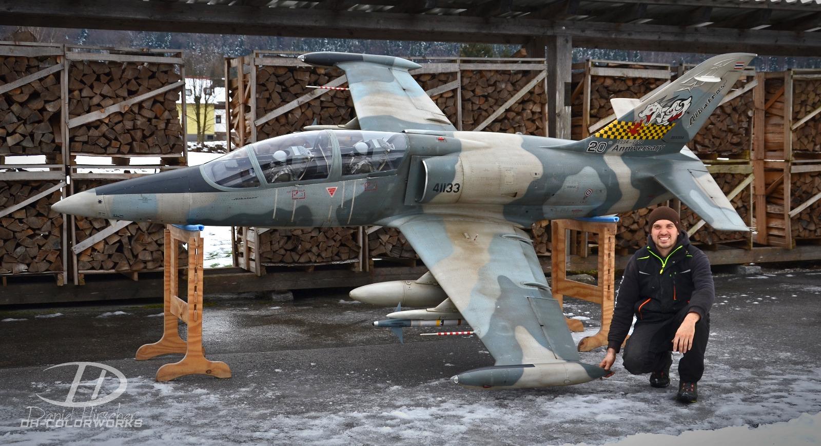 L39 Albatros XXXL Tomahawk Aviation