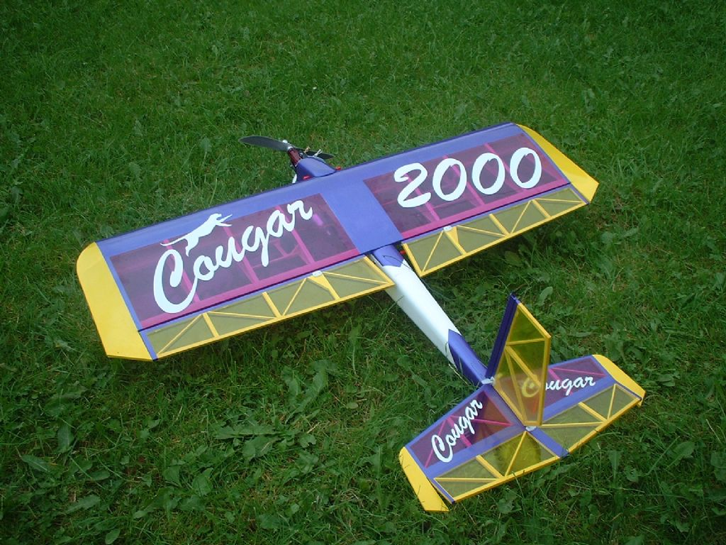 Cougar 2000 V2 Weston UK