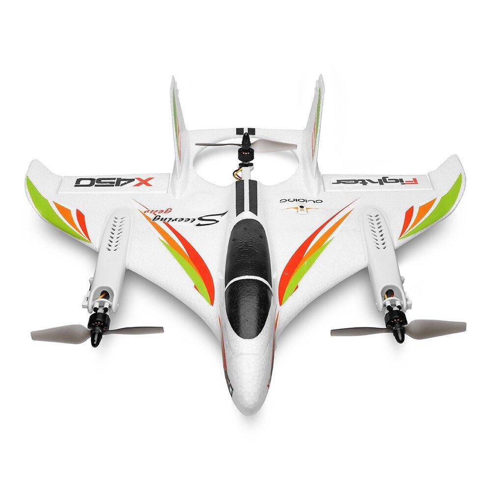 X450 XK Innovations