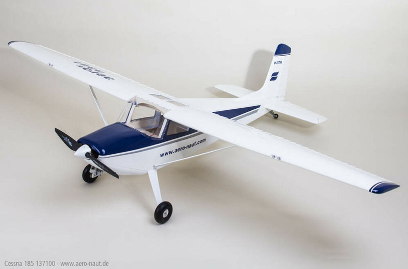 Cessna 185 Skywagon aero-naut
