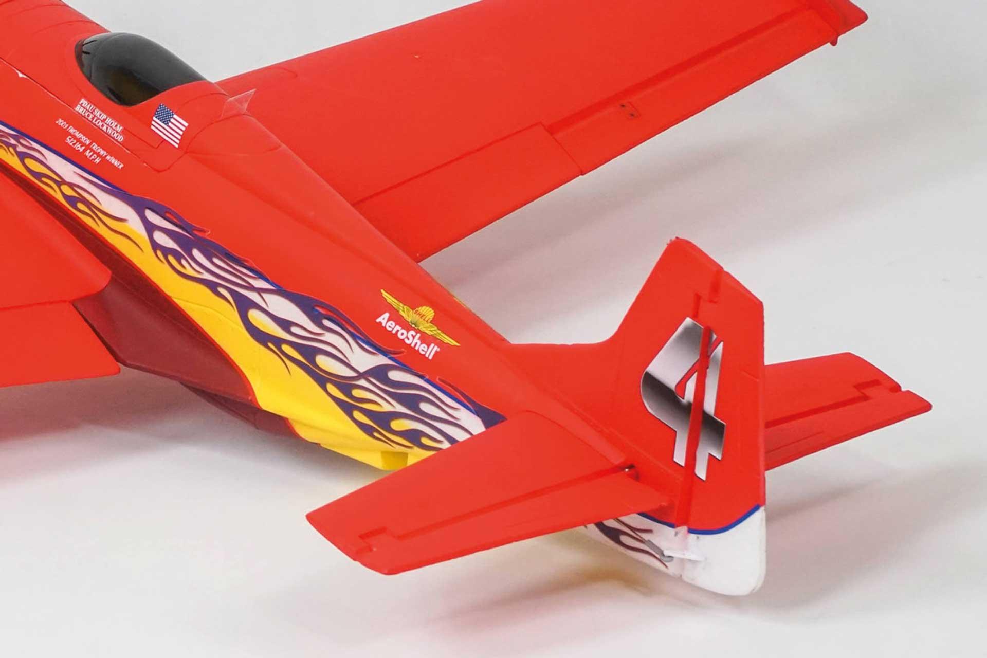 P-51 Dago Red fms