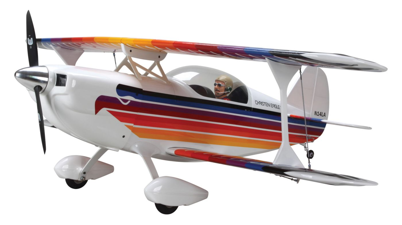 Christen Eagle II hangar 9