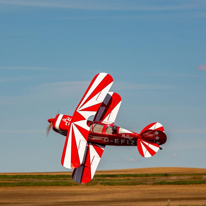 Pitts S-2B 50-60cc  hangar 9